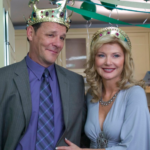 BERNIE (Chris Mulkey) and ALYSSA (Beth Broderick) – the 'Kool King and Queen of Air-Conditioning'.